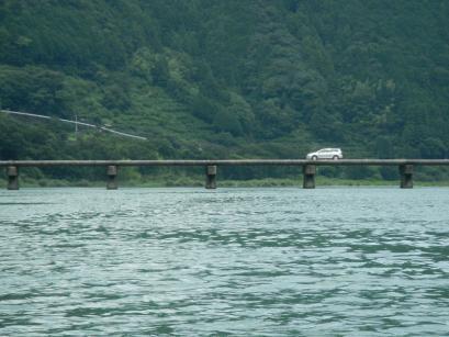 2つめの沈下橋
