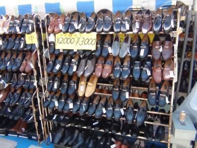 こんこん靴市②