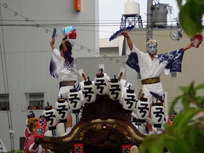 だんじり祭り③