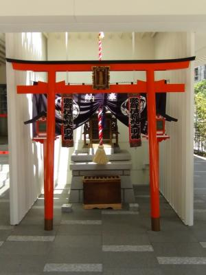 歌舞伎座稲荷大明神