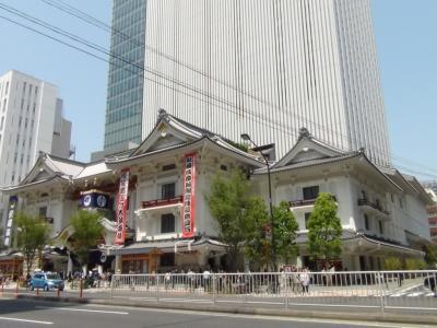 歌舞伎座全景