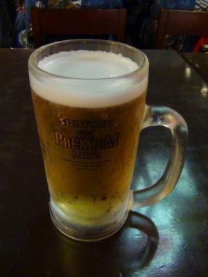 風呂上がりのビール!!