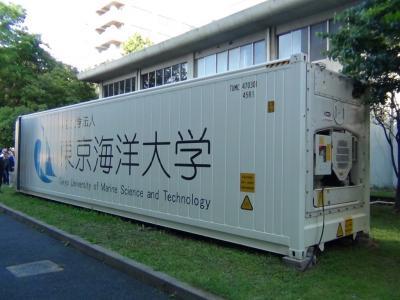 冷蔵・冷凍コンテナ