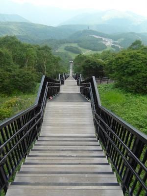 永遠に続く階段