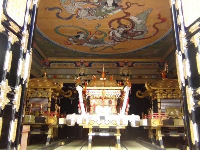日光東照宮 神輿舎