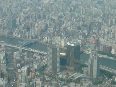 東京風景(スカイツリーから)④