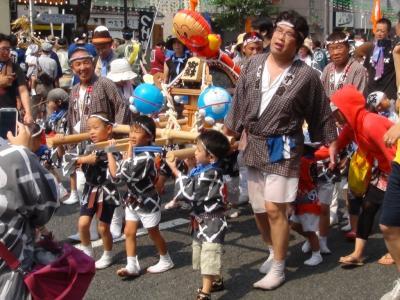 富岡八幡宮例祭①