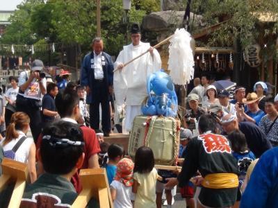 富岡八幡宮例祭②