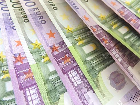 お金ユーロ