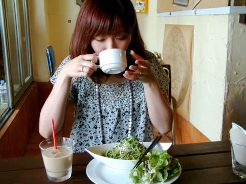 女性カフェ