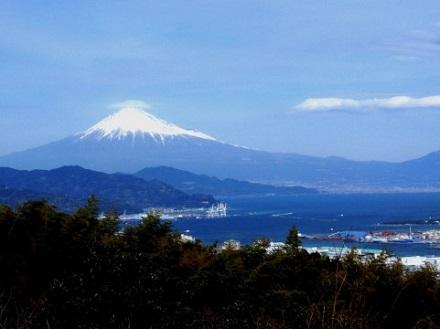 画像富士山