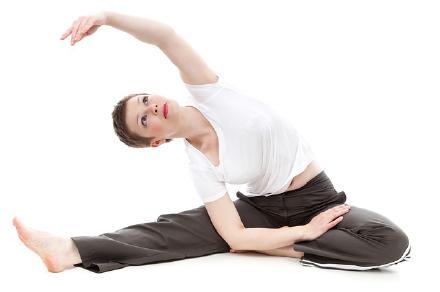 画像女体操