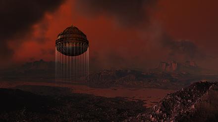 画像悪夢UFO