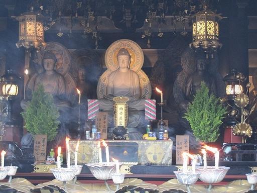 一心寺仏像