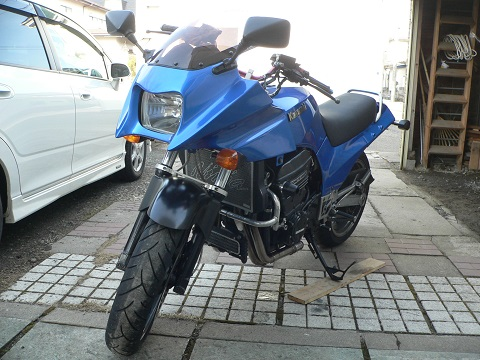 忍者ブルー01
