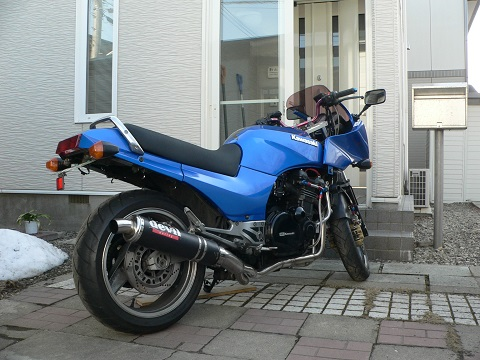 忍者ブルー02