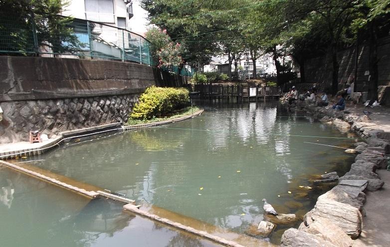 釣り堀公園94