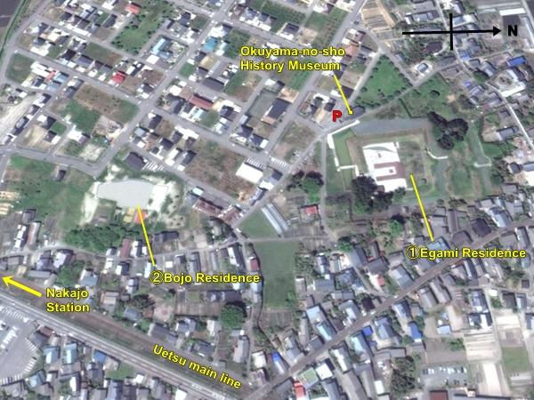 Egami Residence birdview
