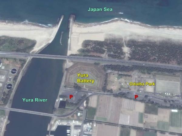 Yura Battery birdview