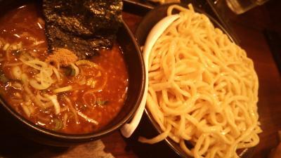 麺家徳(つけ麺)