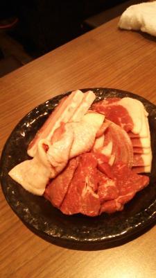 肉屋の台所(先付の肉)