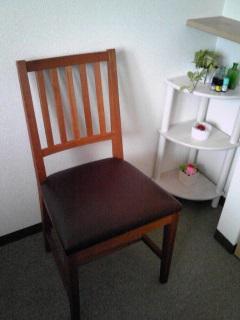 サロン椅子2