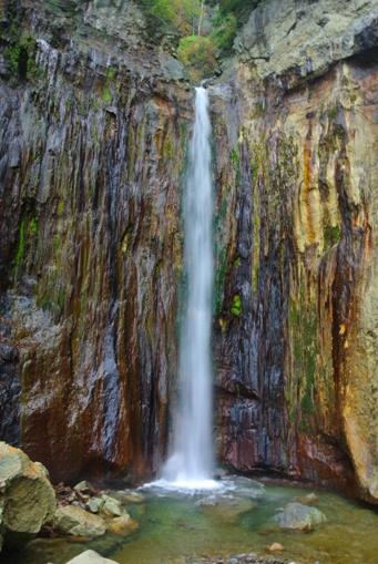 常布の滝2