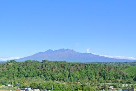 八ヶ岳 朝