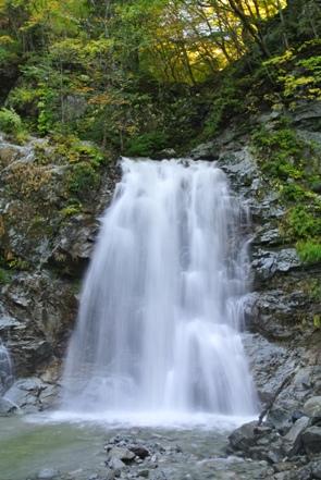 二の滝 初見