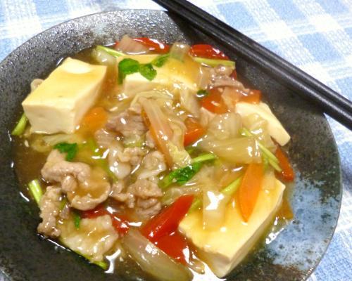 R131230豆腐のあんかけ
