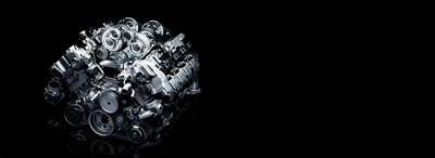 M6グランクーペ エンジン