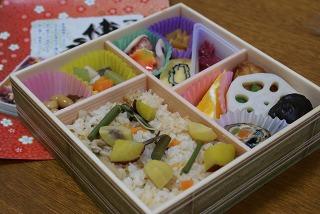 彩り弁当 博多づくし 02