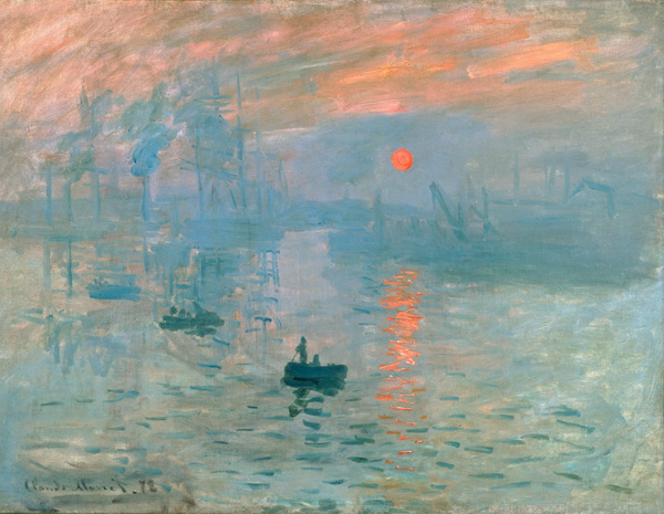 Monet-Impression,-Sunrise