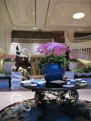 ゆっくり過ごす一時♪  シャングリラ ホテル バンコク (Shangri-La Hotel, Bangkok) 旅行記