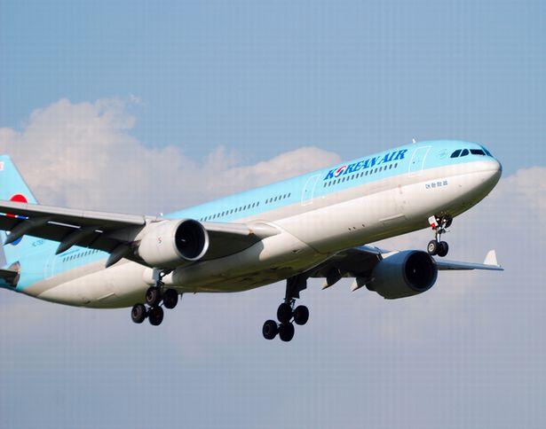 大韓航空 003
