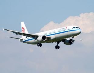 中国国際航空 001