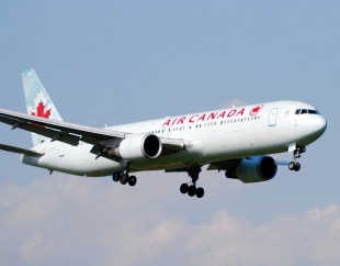 エアカナダ航空 001