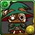 緑オーディンネコ 緑おでんネコ