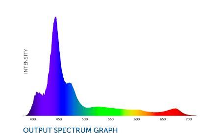 radion spectra