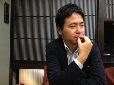 E.YAZAWA先生