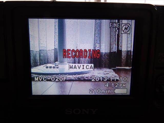 FD73K 録画時
