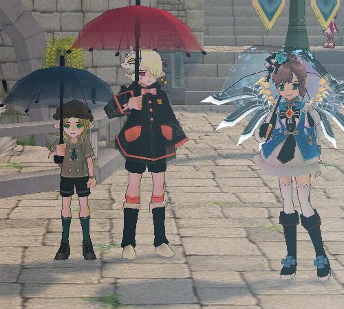 いつの日も雨1