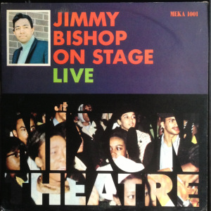 Jimmy Bishop ‎– On Stage Live At The Nixon Theatre
