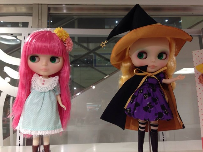 11 custom doll
