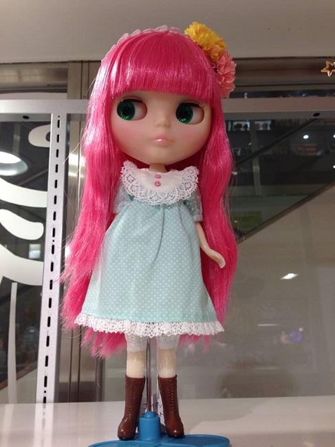 12 custom doll