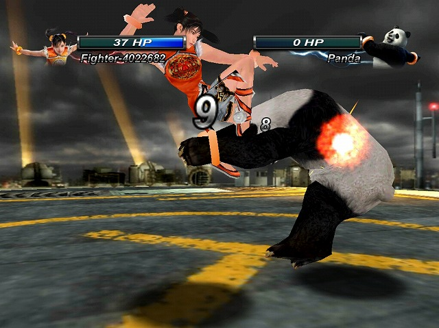 Tekken Card12