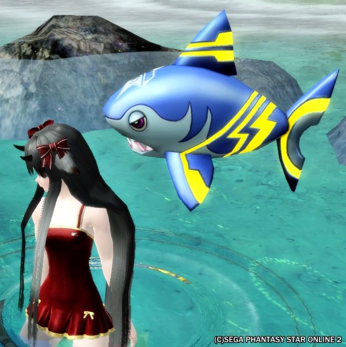 サメマグ、結構好きなんだけどな