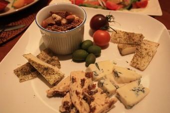 ハウステンボスチーズ盛合せ