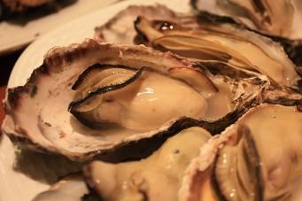 赤穂殻付き焼き牡蠣