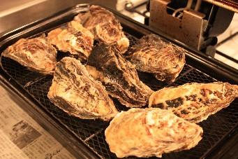赤穂牡蠣グリル
